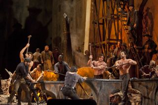 Il Trovatore by Ken Howard