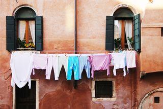 Casa with laundry