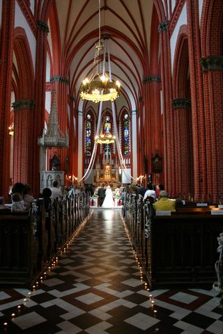 Wedding church image