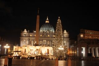 Christmas at St. Peters