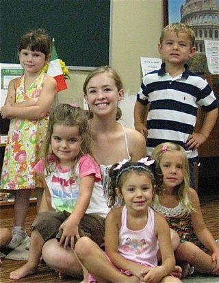 Blog Italian for children Sacto