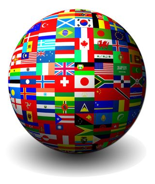 Foreigners globe blog image