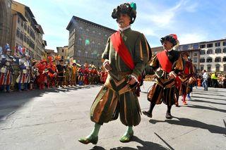 Blog medieval festival pic