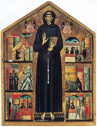 458px-Bonaventura_Berlingieri_-_St_Francis_of_Assisi