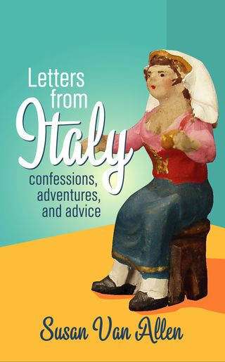 Letters from Itlay cover