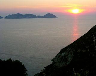Islands Ponza