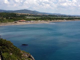 Beach at Ansedonia