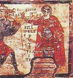 St. Clement fresco