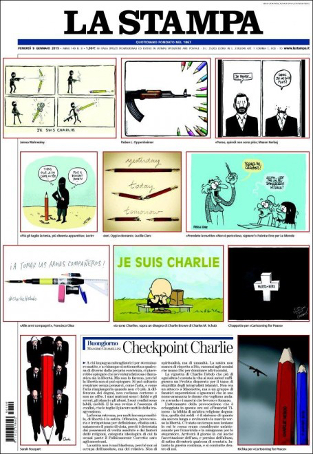 Charlie cartoons