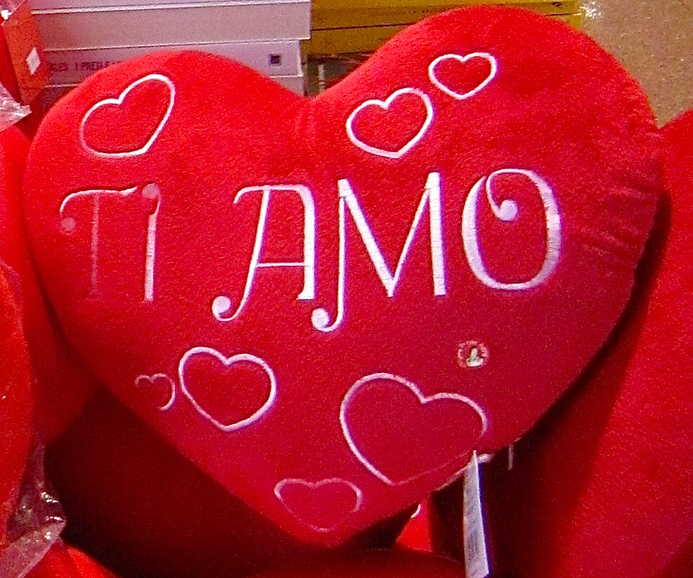 Celebrating Valentines Day In The Italian Language