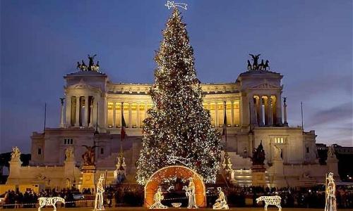 Christmas-rome-italy
